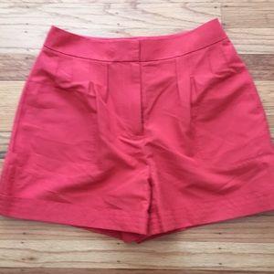 NWT Tory Burch dressy shorts sz 4